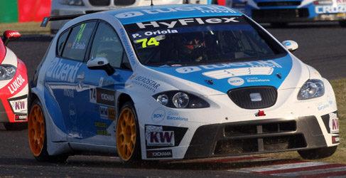 Aleksei Dudukalo pierde el sexto puesto en la primera carrera