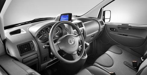 Nuevo Toyota ProAce