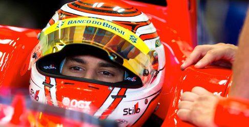 Felipe Nasr disputará la temporada 2013 de GP2 con el equipo Carlin