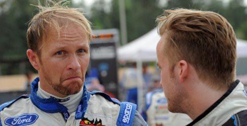 Petter Solberg ofrece su experiencia gratis para permanecer en el WRC