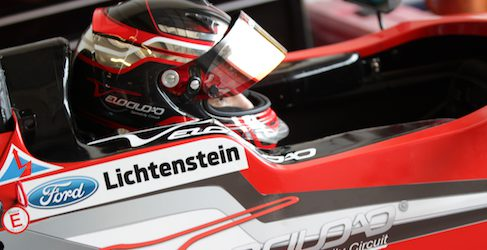 """Eric Lichtenstein, nuevo piloto de Carlin en GP3: """"Trabajar en este equipo es muy especial"""""""