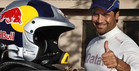Nasser Al-Attiyah gana su octavo campeonato de Oriente Medio
