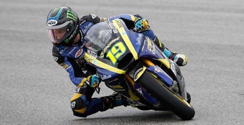 Xavier Simeon estará con el Stop and Go Racing de Moto2