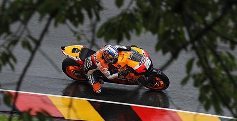 El Gran Premio de Alemania de MotoGP podría variar su fecha