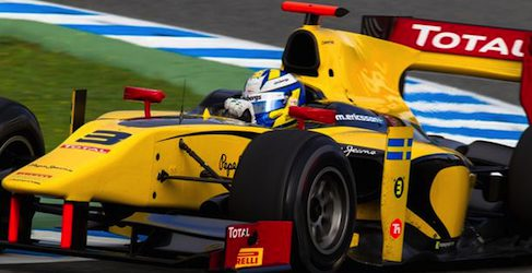 Marcus Ericsson y Stéphane Richelmi nuevos pilotos de DAMS en GP2