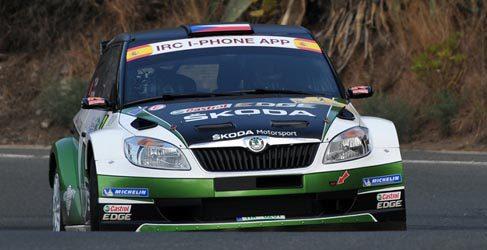 El Rally Islas Canarias si que formará parte del ERC 2013