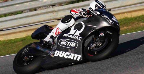 Michele Pirro será wild card en tres carreras de 2013