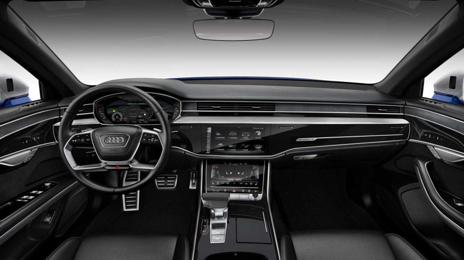 Presentado el nuevo Audi S8 2020