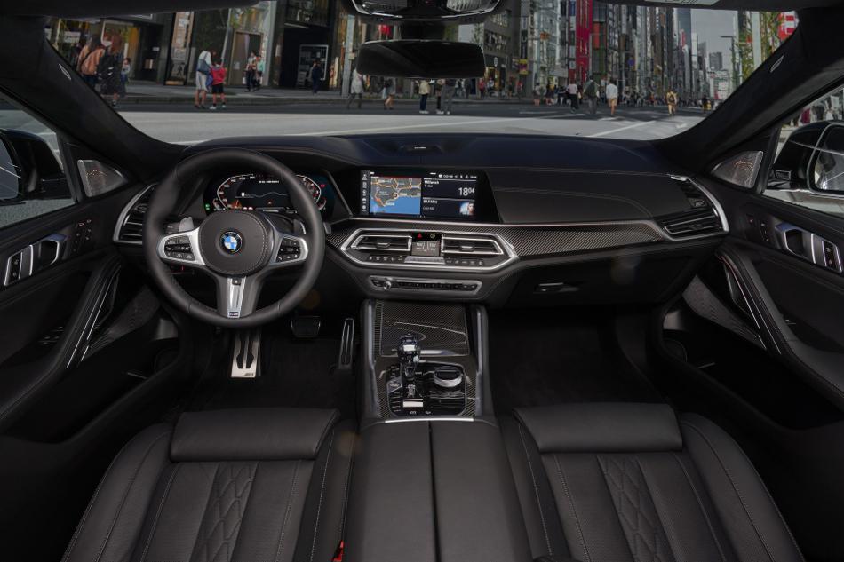 El BMW X6 2020 ya es oficial