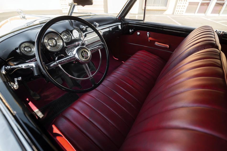 Este es el Buick Súper y esta es la primera parte de su historia