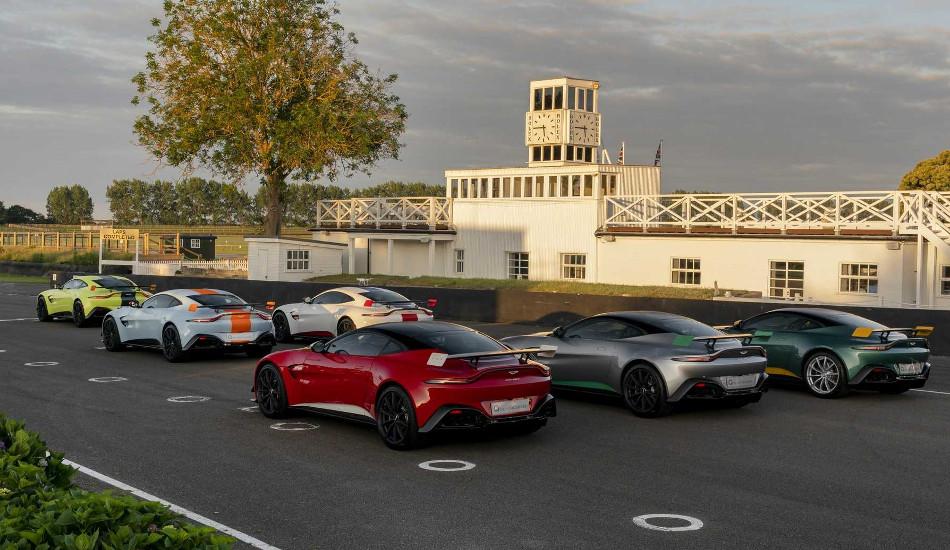 Aston Martin Vantage Heritage Racing Edition