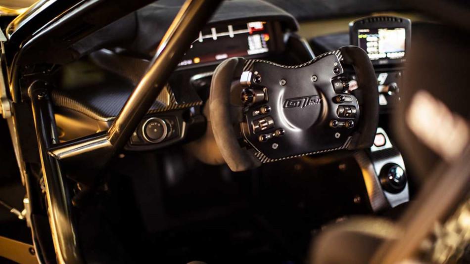 Ford GT Mk II edición especial
