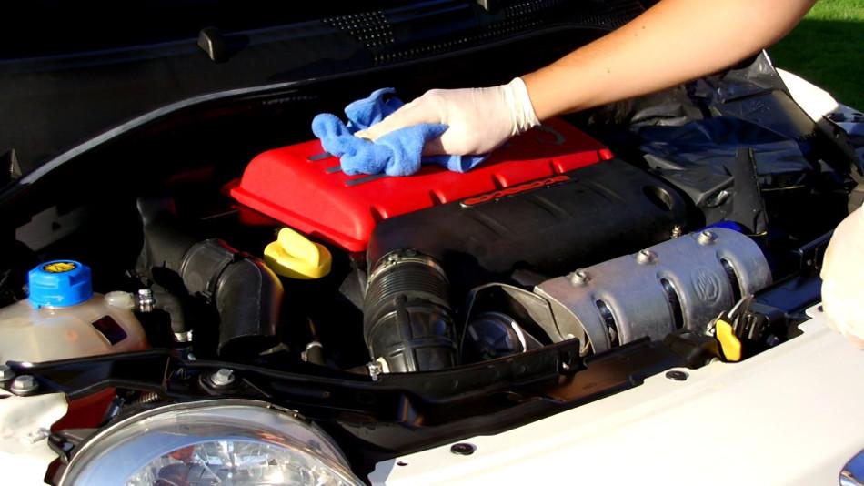 Mantenga su motor en óptimas condiciones