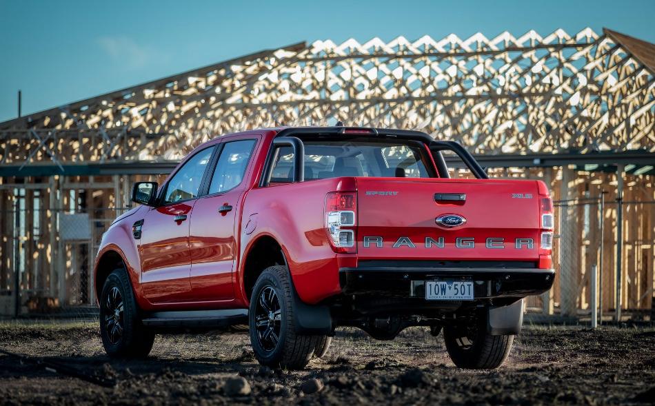 Ford lanza edición Sport para la Ranger