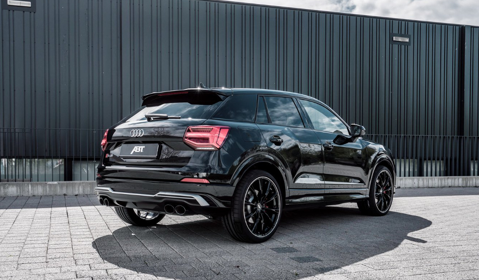 ABT sube potencia al Audi SQ2