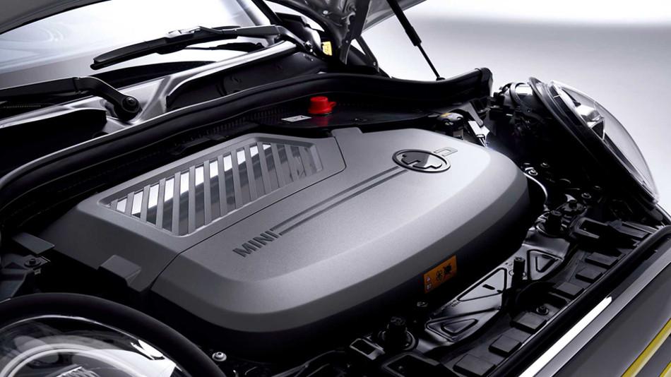 MINI Cooper SE 2019 cero emisiones