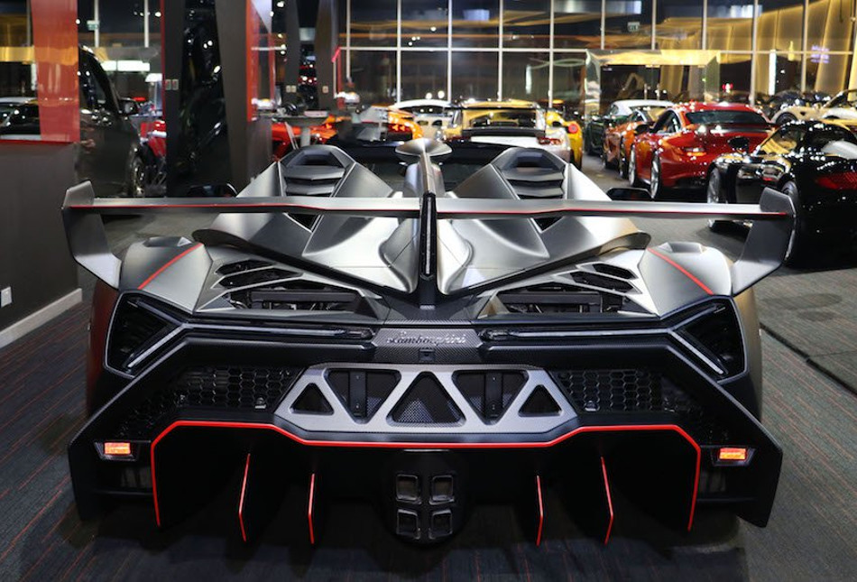 Lamborghini Veneno Roadster a la venta