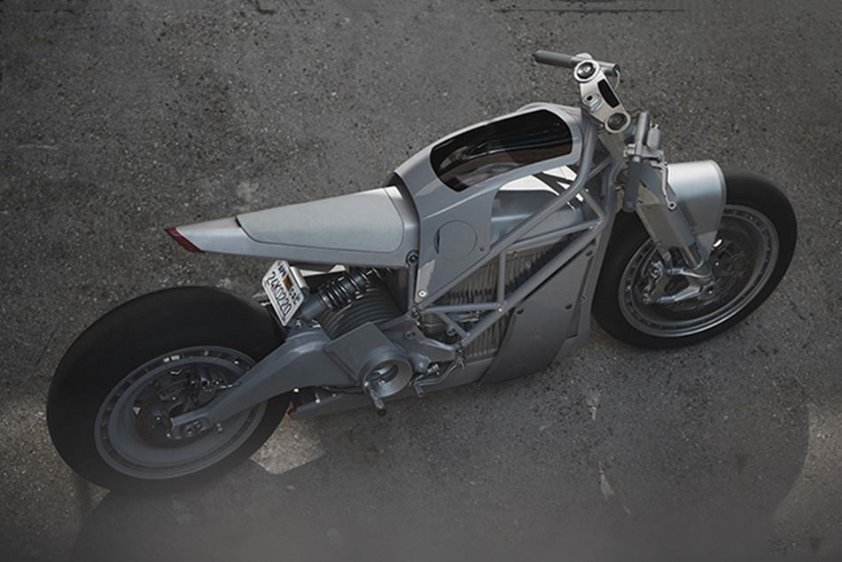 Untitled Motorcycles presenta la Zero XP
