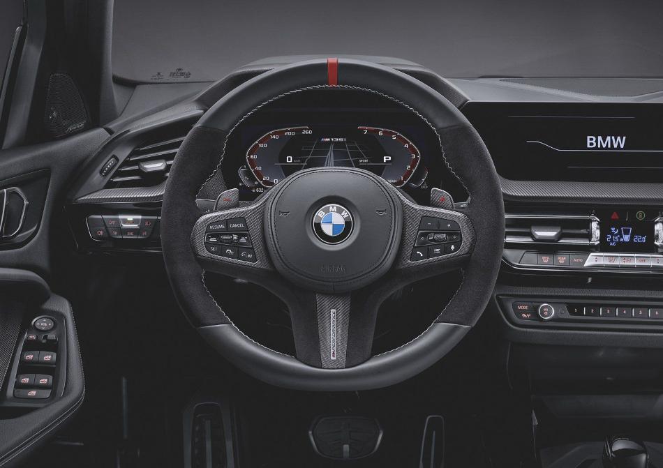 El BMW M135i de M Performance