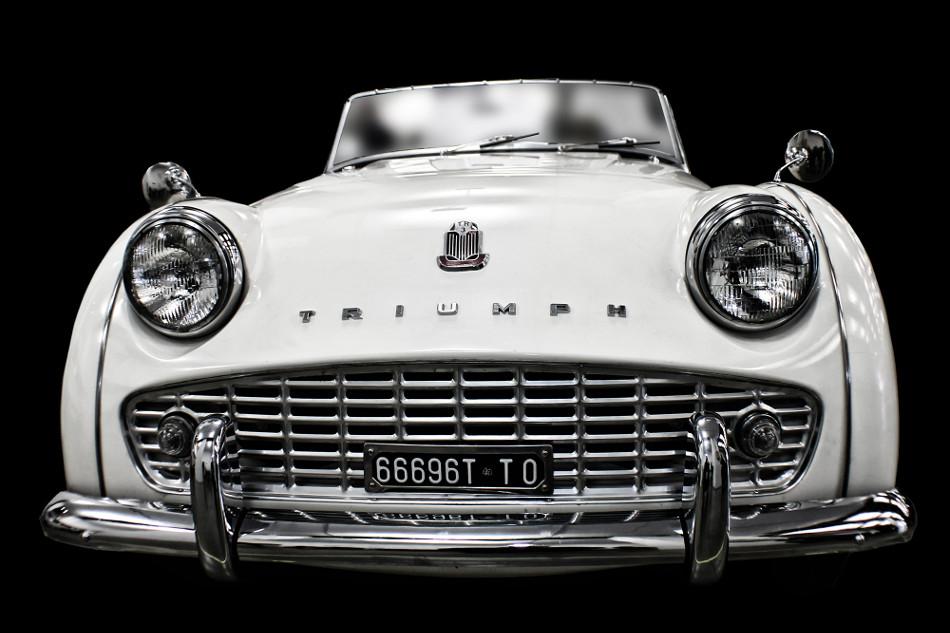 El Triumph TR3, un clásico deportivo ingles que dejo huellas