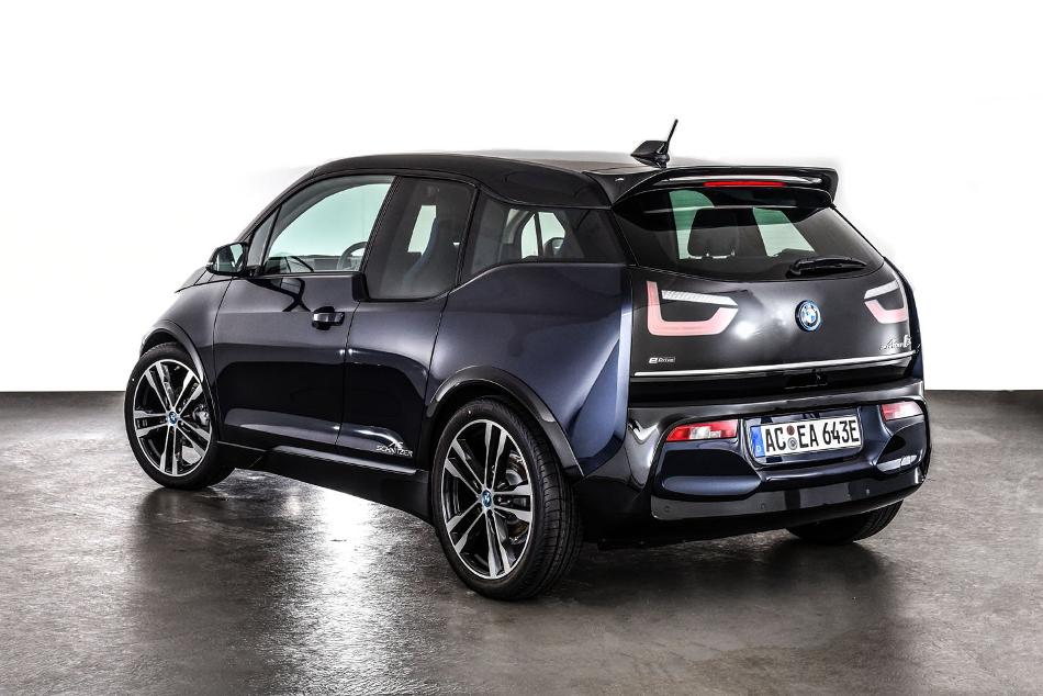 El BMW i3s de AC Schnitzer
