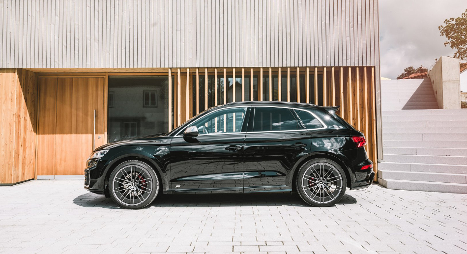 ABT reimpulsa al Audi SQ5 TDI
