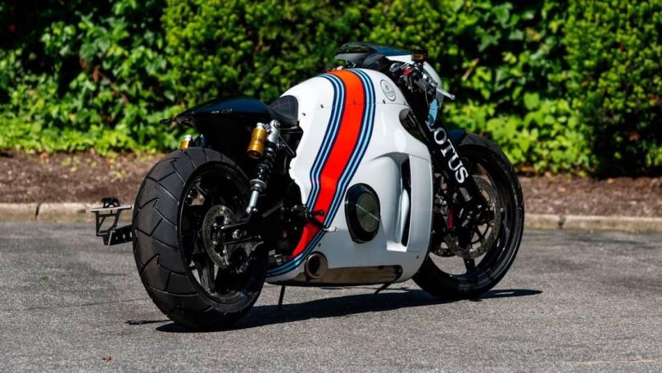 La increíble Lotus C-01