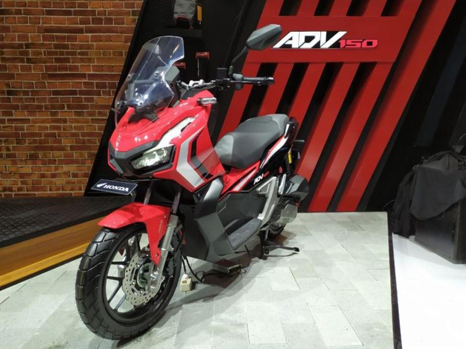 Nuevo Honda ADV 150
