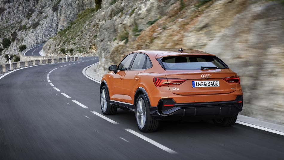 Llega el Audi Q3 Sportback