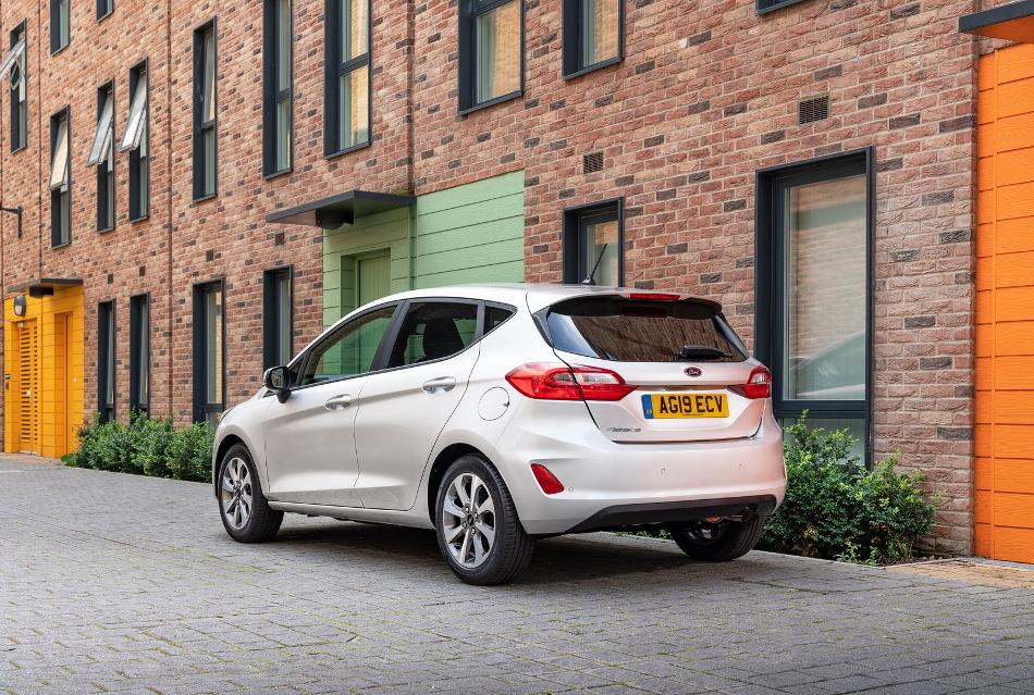 El Ford Fiesta Trend debuta en el Reino Unido