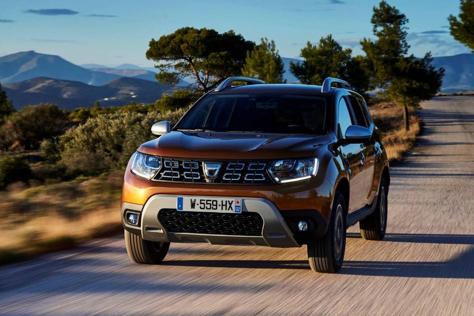 Dacia equipa al Duster con un motor más económico