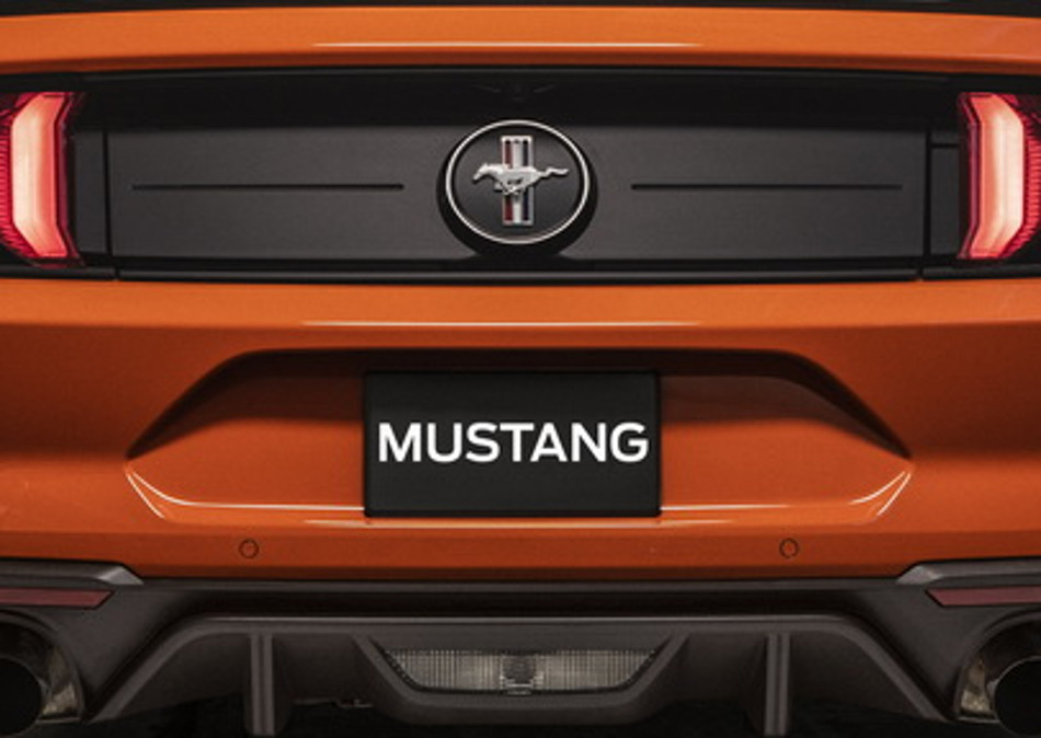 Mustang High Performance 2020