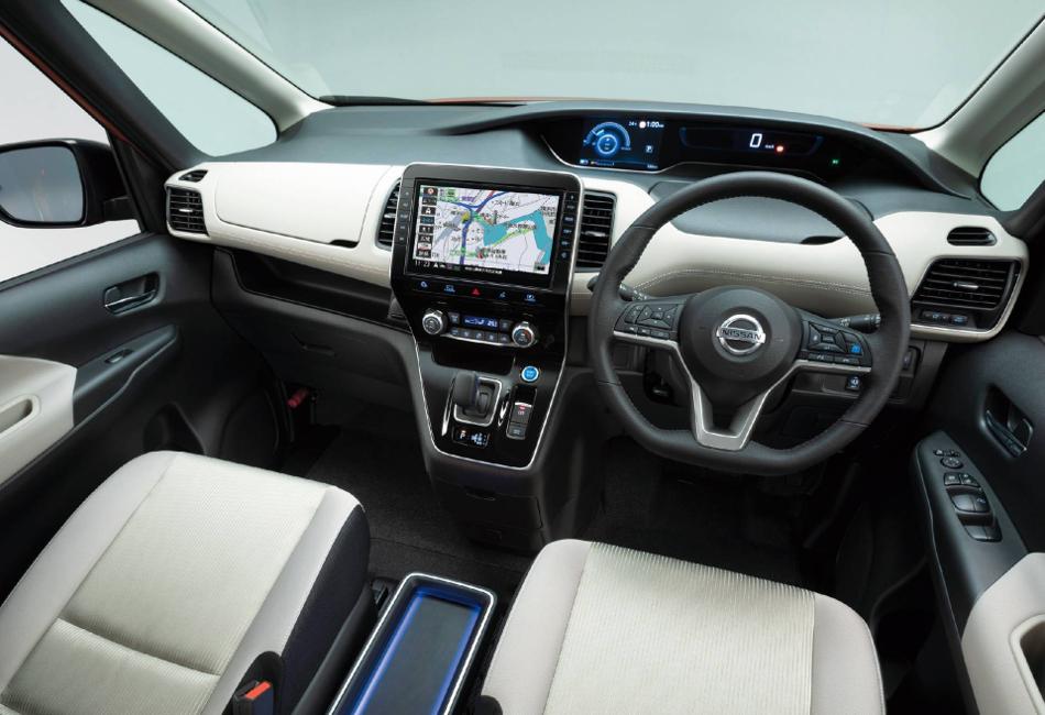 La Nissan Serena recibe actualización