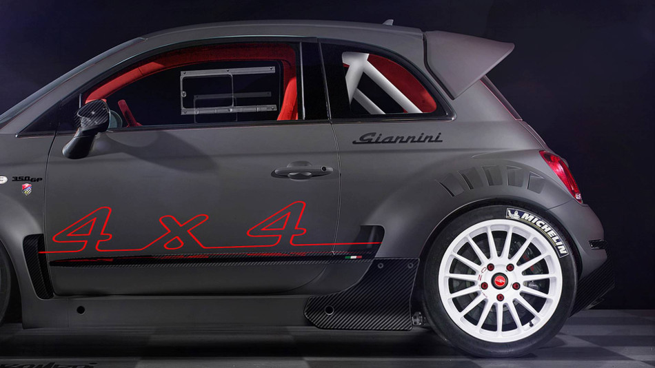 El Giannini 350GP4 edición limitada