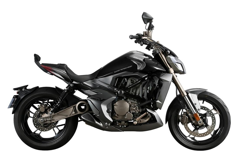 Nueva Zontes V310 Custom
