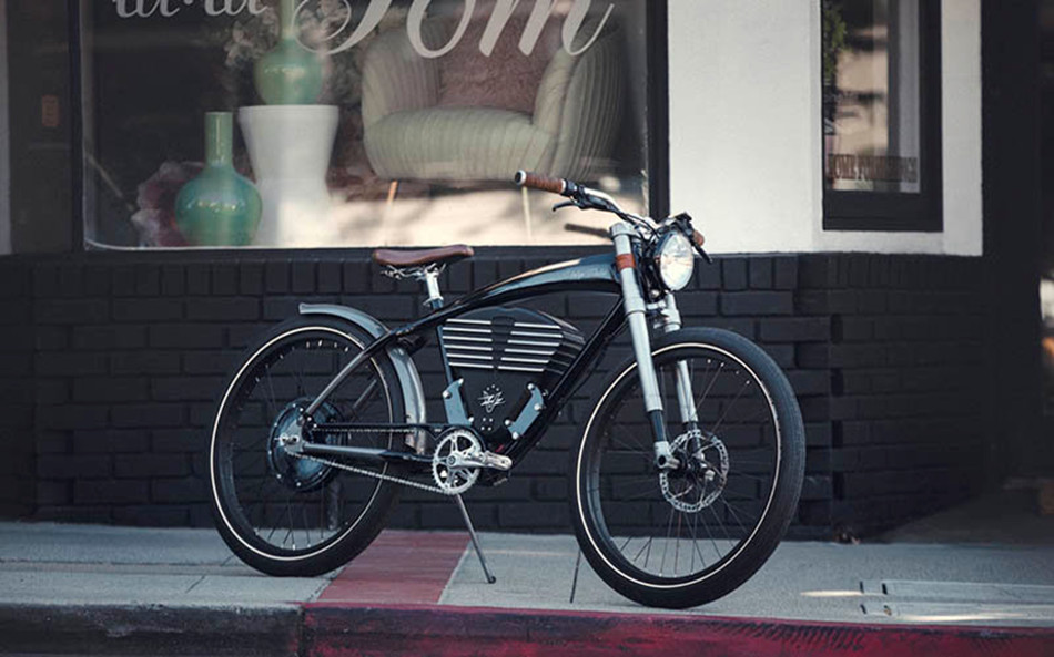 Vintage Electric presenta la Roadster 2020 eléctrica cafe racer