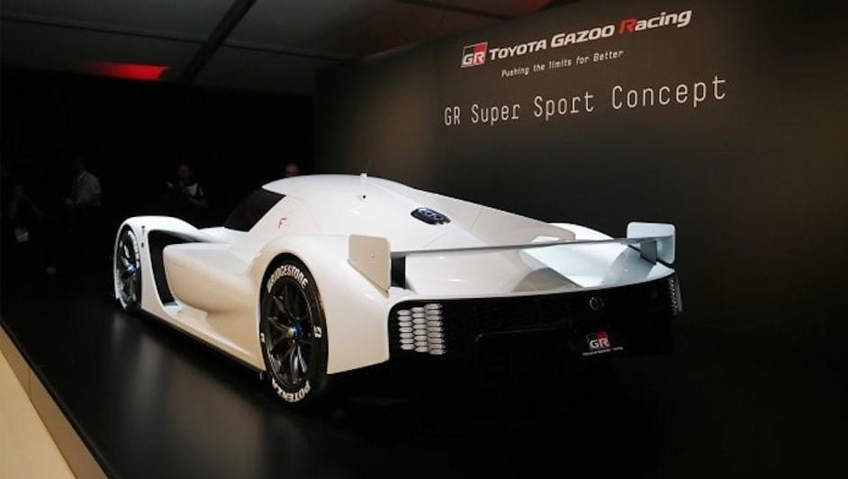 En junio de 2020 conoceremos al hipercoche de Toyota