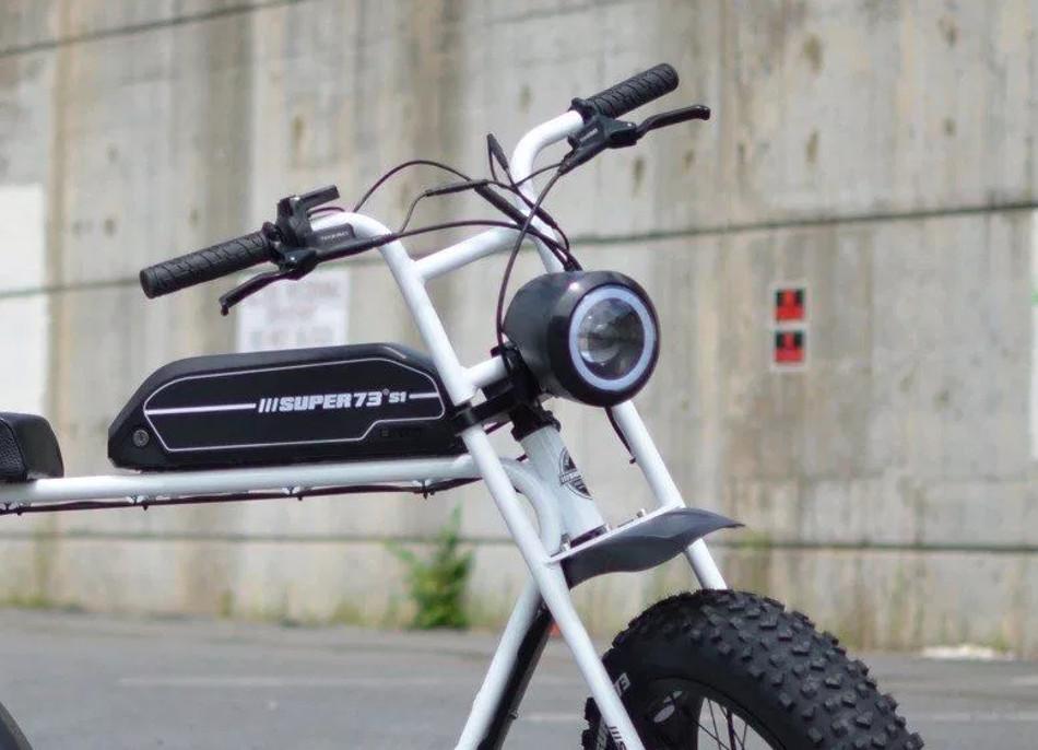 Super73 y su bicicleta electrica de diseño minimalista