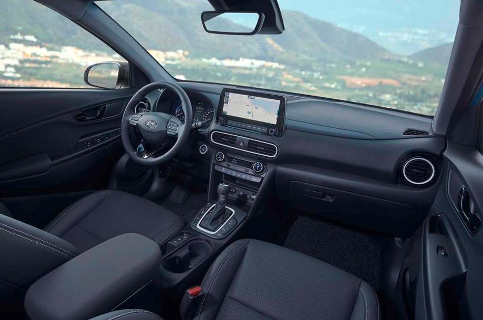 Llega el Hyundai Kona Hybrid 2020 al Reino Unido