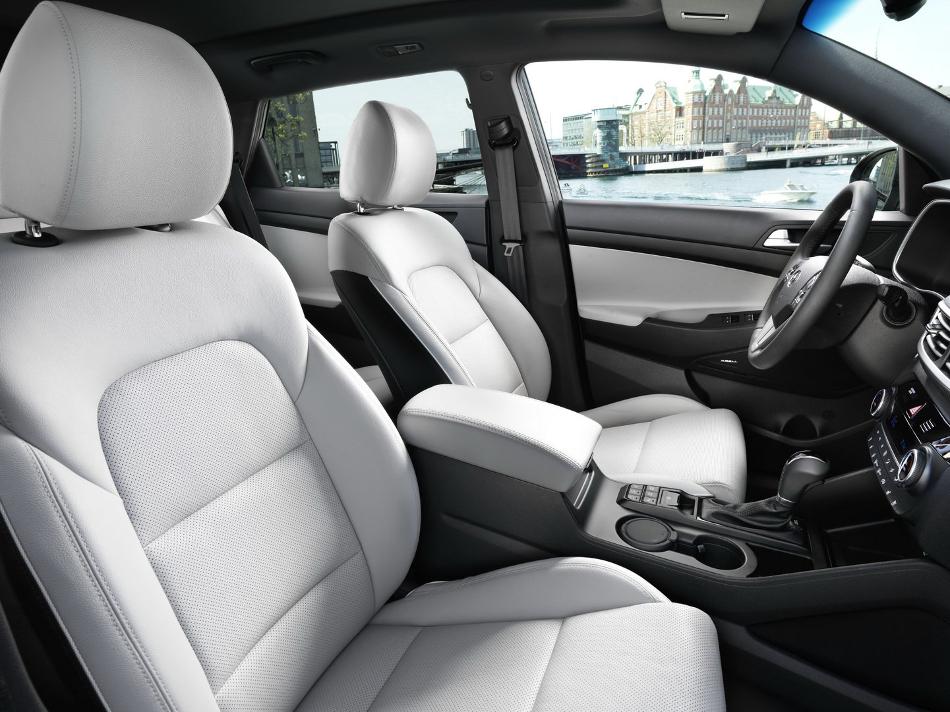 El Hyundai Tucson recibe una actualización ligera