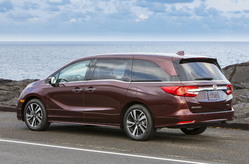 llegó el Honda Odyssey 2020 con acabado 25 aniversario
