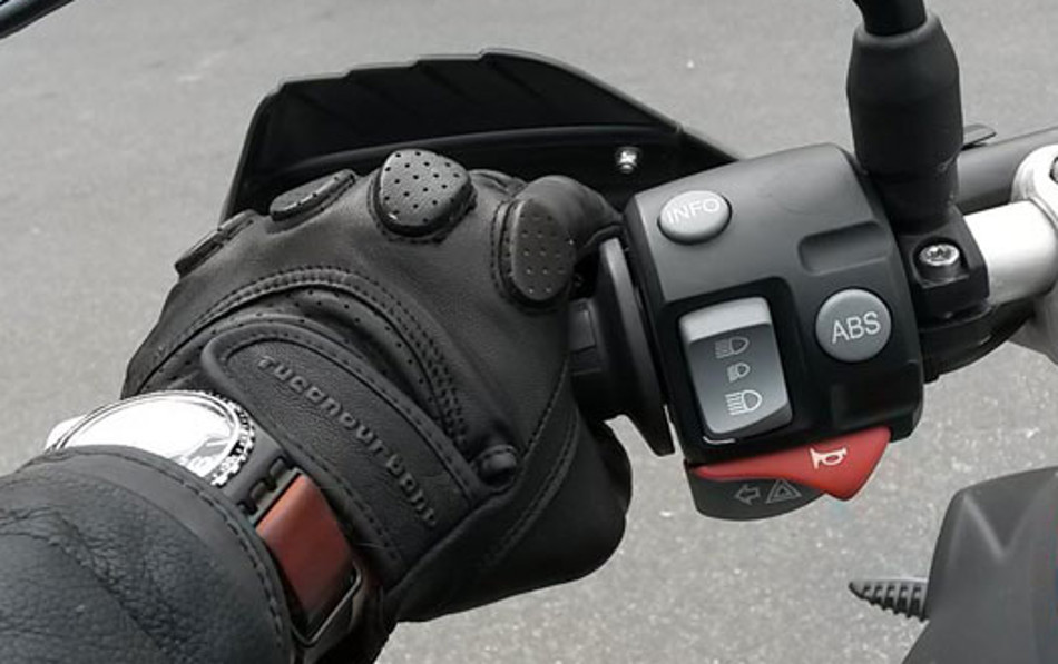 Los guantes como implementos de la seguridad