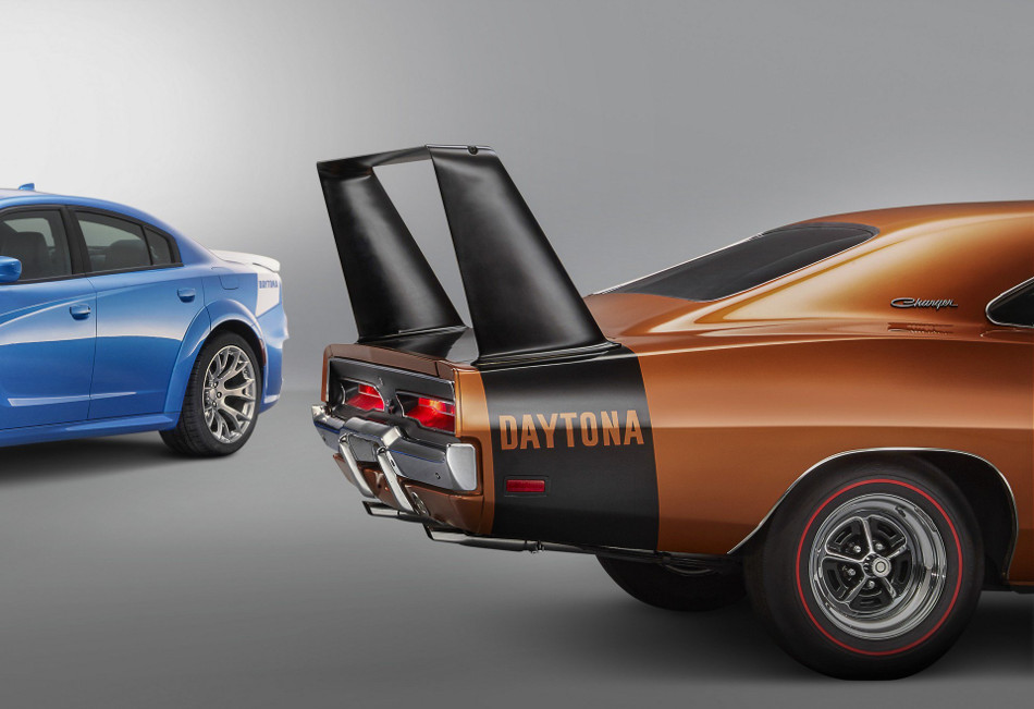 Nuevo Dodge Charger SRT Hellcat Widebody Daytona 50th Anniversary 2020