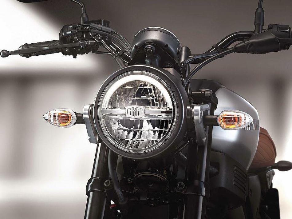 Nueva Yamaha XSR 155 2019