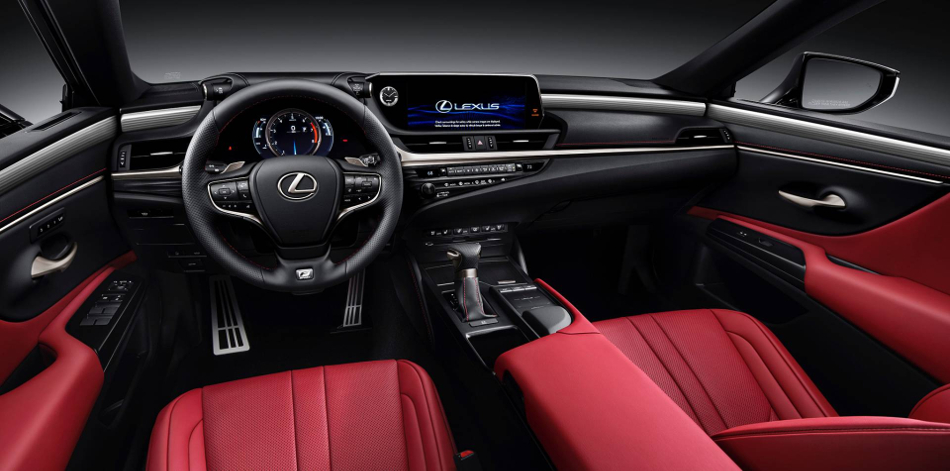 Nuevo Lexus ES 300h F Sport para Australia