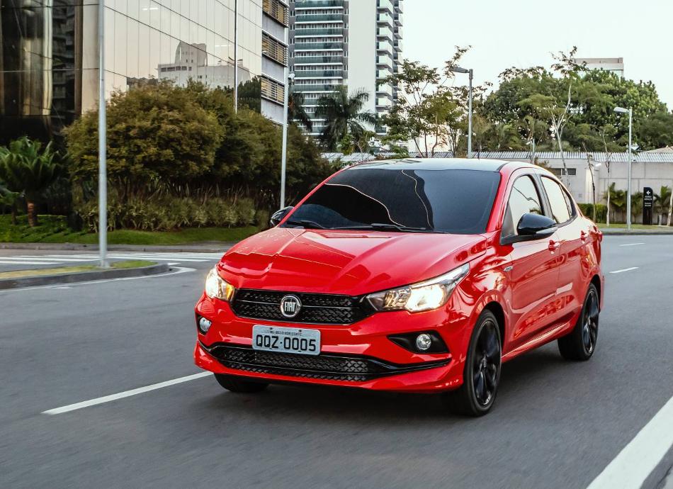 Nuevo Fiat Cronos HGT 2020 para Sudamérica