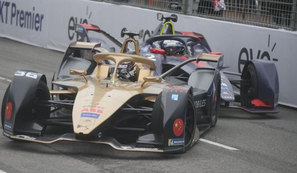 La Fórmula E anunció alerón delantero sensible para los GEN2
