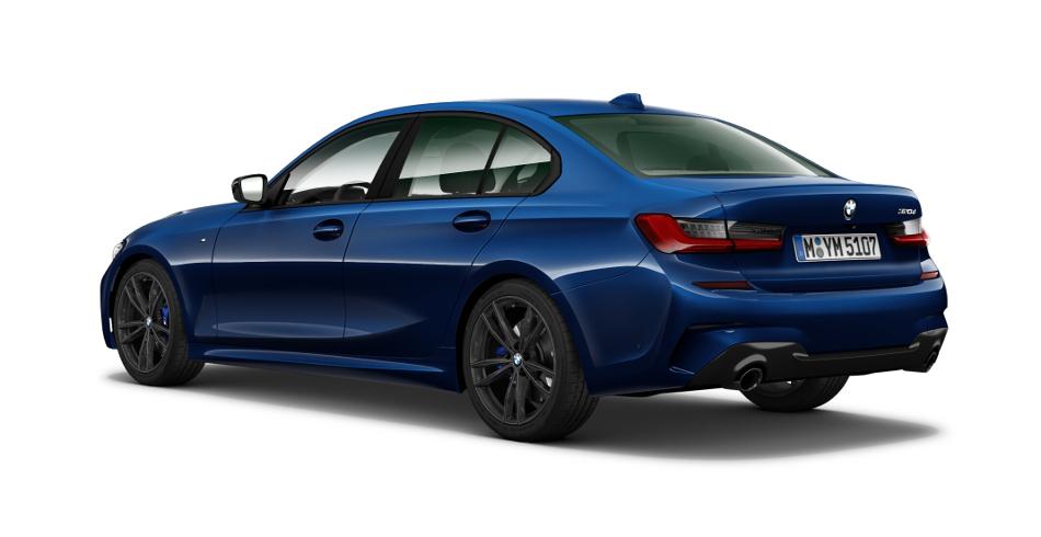 BMW anuncia Serie 3 M Sport Plus Edition