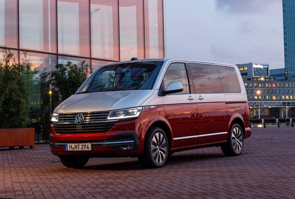 Volkswagen presentó el nuevo Multivan 2020