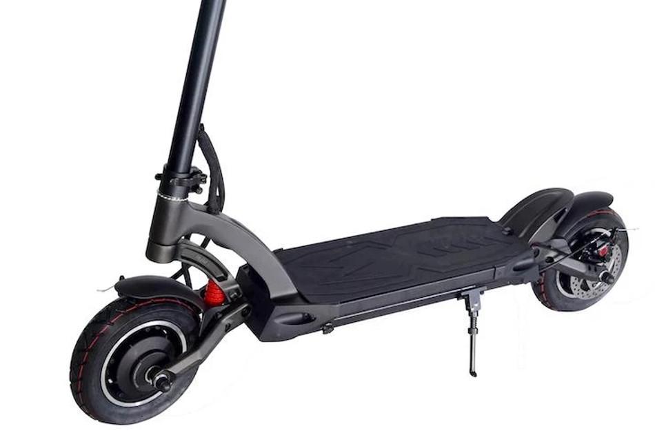 Fluidfreeride presenta el patinete eléctrico Mantis
